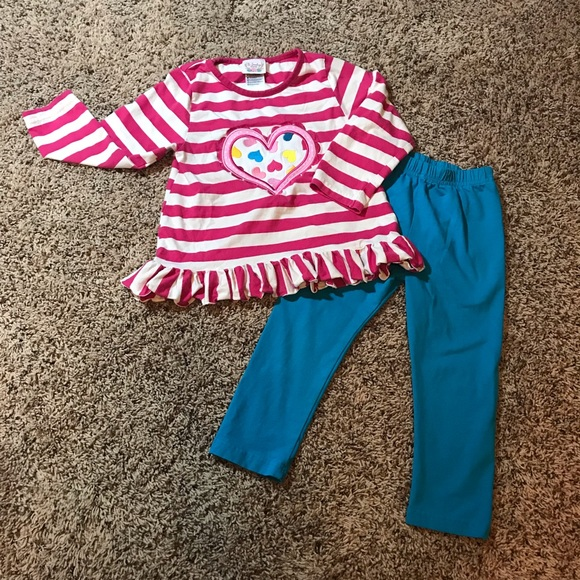 The Smocking Place Other - EUC Size 4 Toddler Girl Boutique Outfit